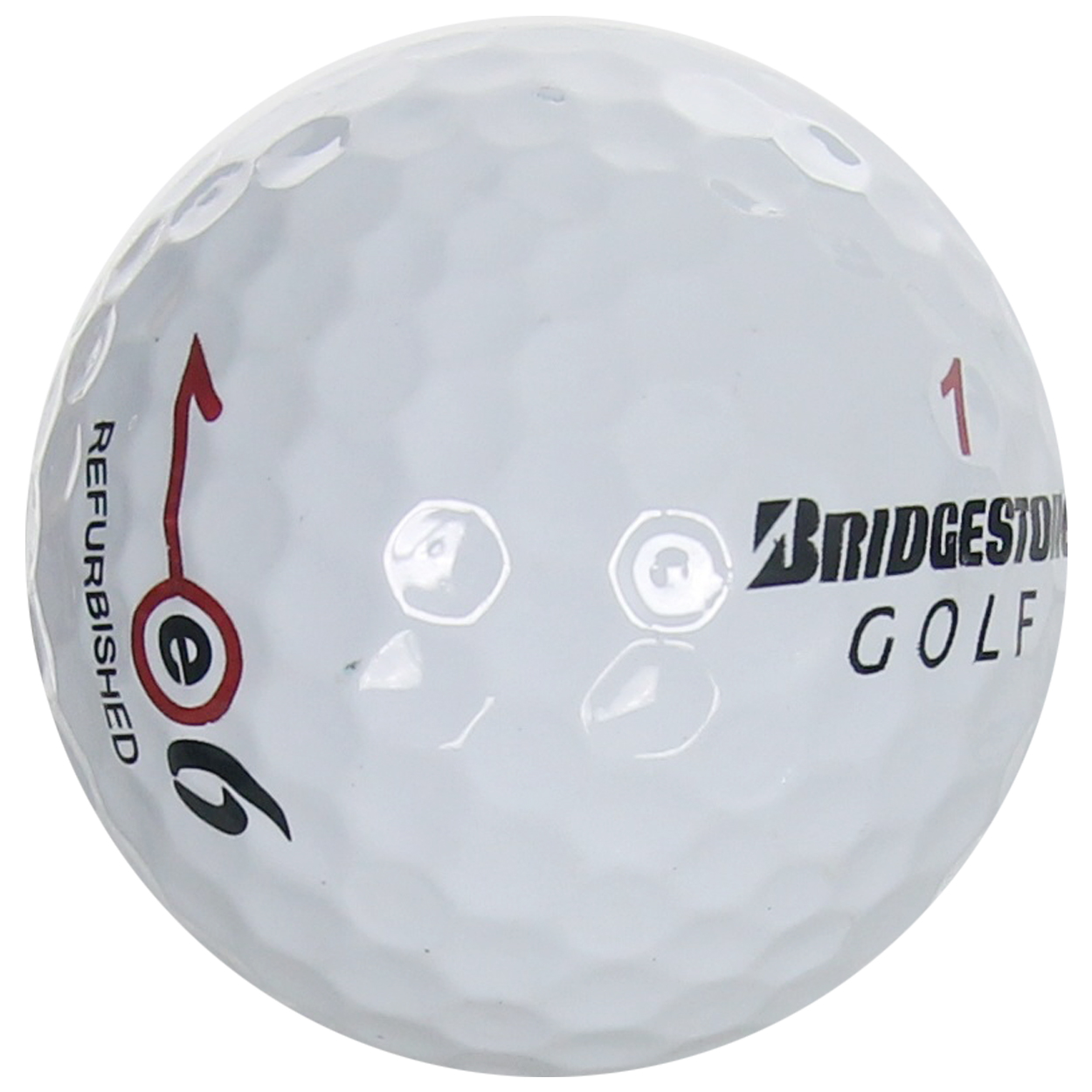 Bridgestone E6 Golf Balls,...