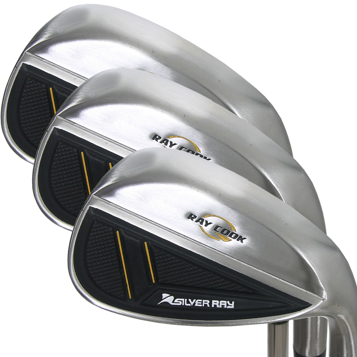Ray Cook Silver Ray 3-Pack...