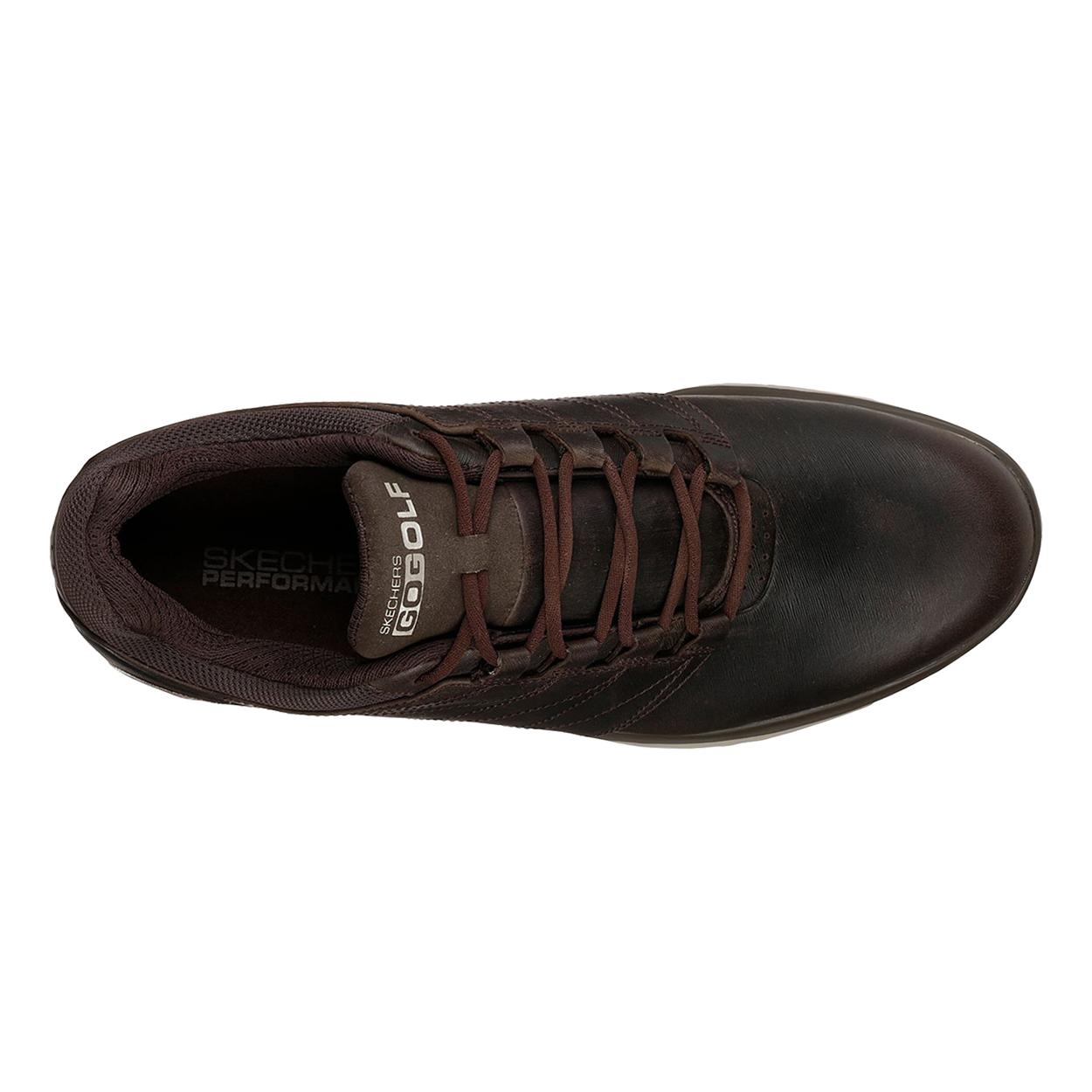 Skechers-Men-039-s-GOgolf-Pro-4-LX-Leather-Golf-Shoe-Brand-New thumbnail 13