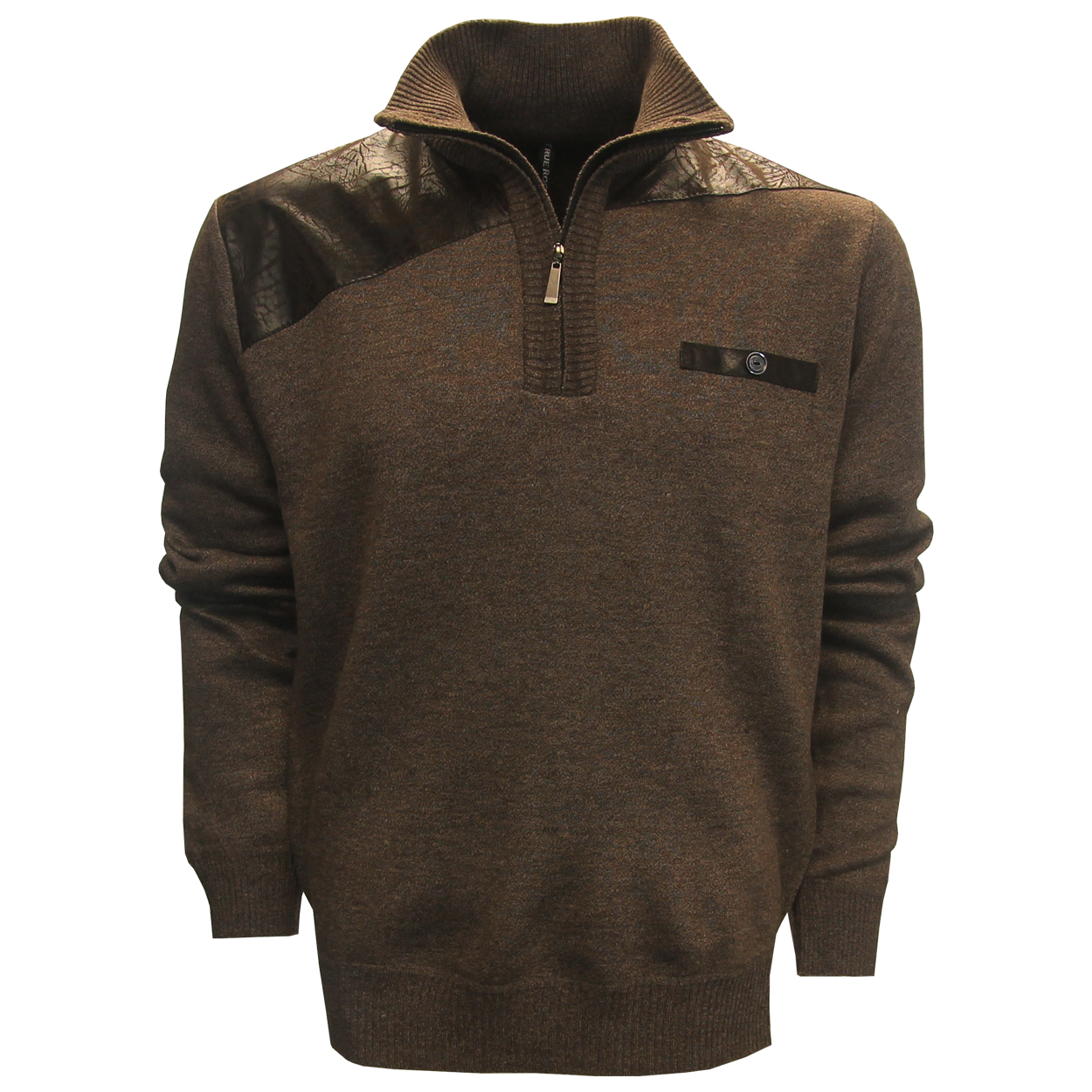 True Rock December Half-Zip...