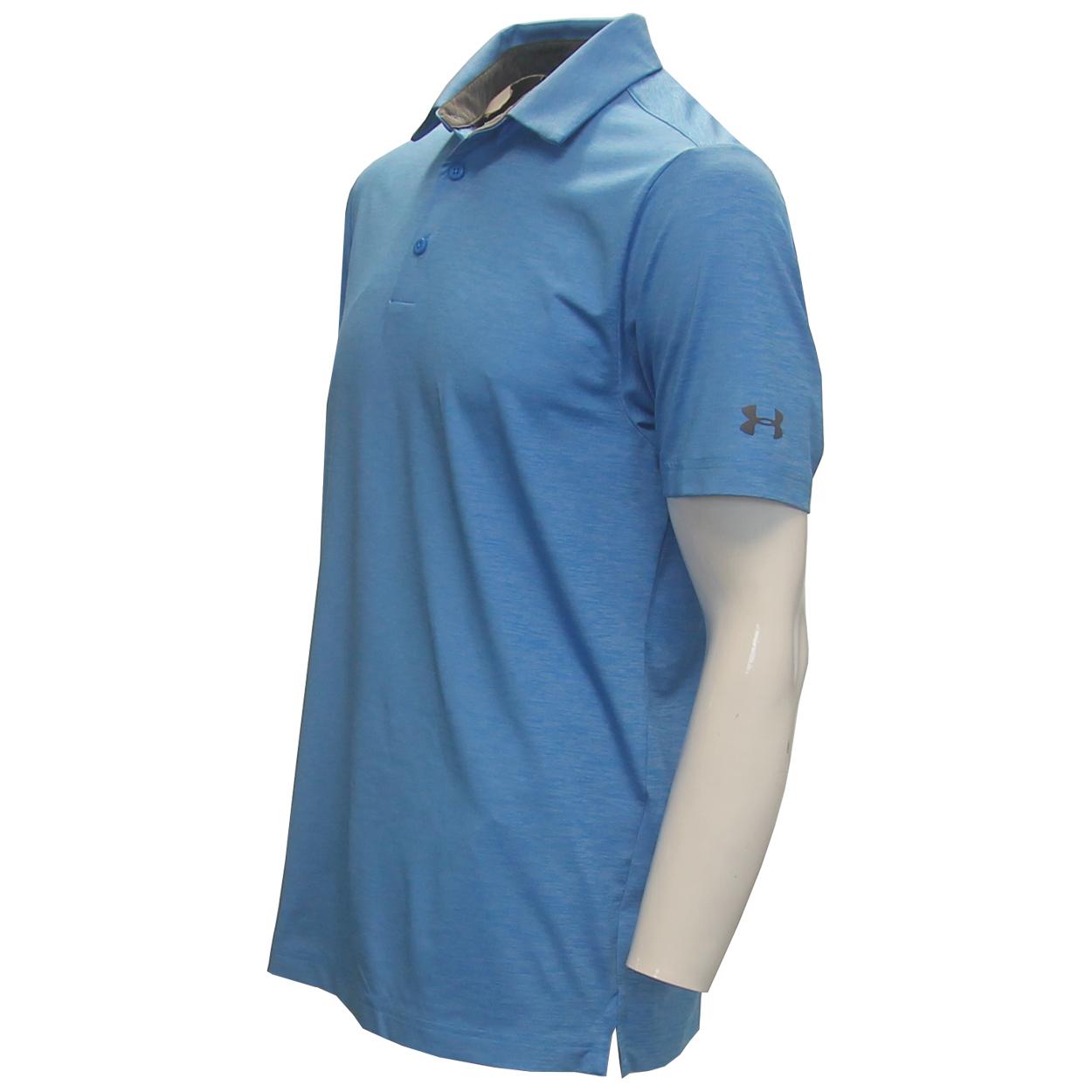 222dd9dd Under Armour Golf Men's Playoff Polo Shirt, Brand New | eBay