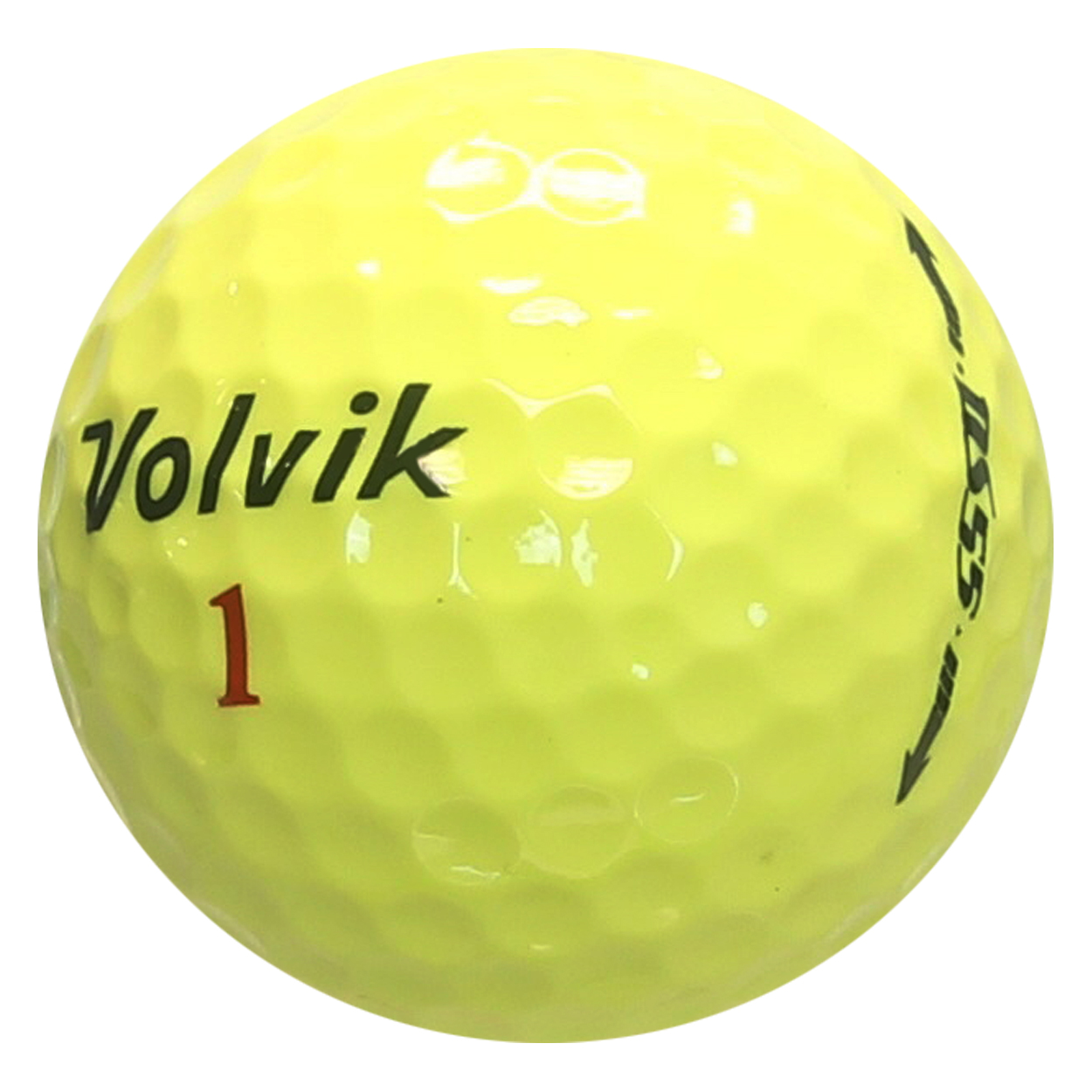 The Volvik DS (Dual Spin) 55 Golf Ball features: Dual Spin 55-Compression ideal for average swing speeds.(60-90 MPH)Maximum distance provided by new highly elastic power core. Low initial driver spin creates extremely accurate flight stability. High wedge spin provides tour pro like spin around the greens. Available in many colors and are USGA/R & A conforming. QTY: 12 (1 Dozen)