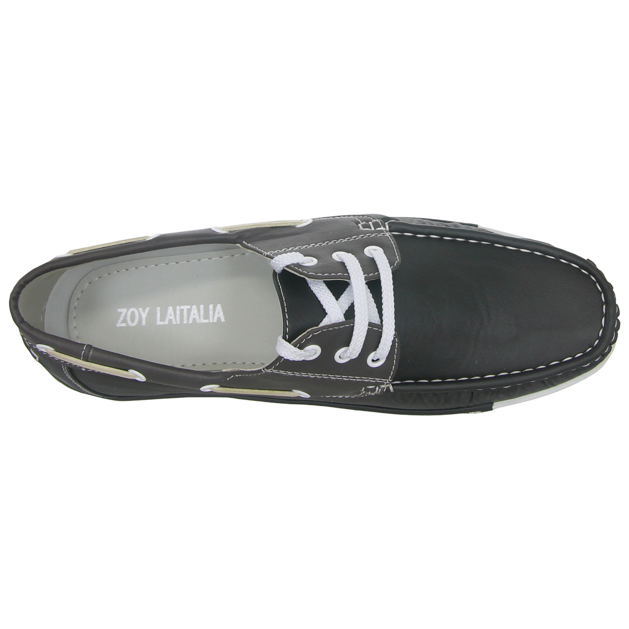 Zoyla-Italia-Men-039-s-Boat-Shoe-by-Alessio-Brand-NEW thumbnail 11