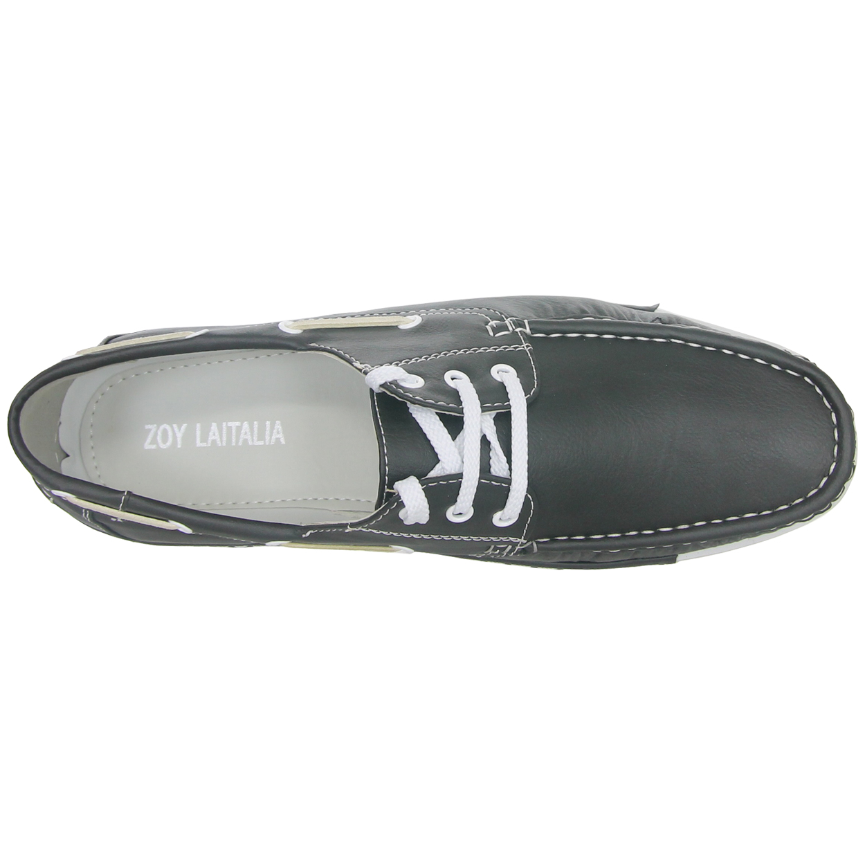 Zoyla-Italia-Men-039-s-Boat-Shoe-by-Alessio-Brand-NEW thumbnail 15