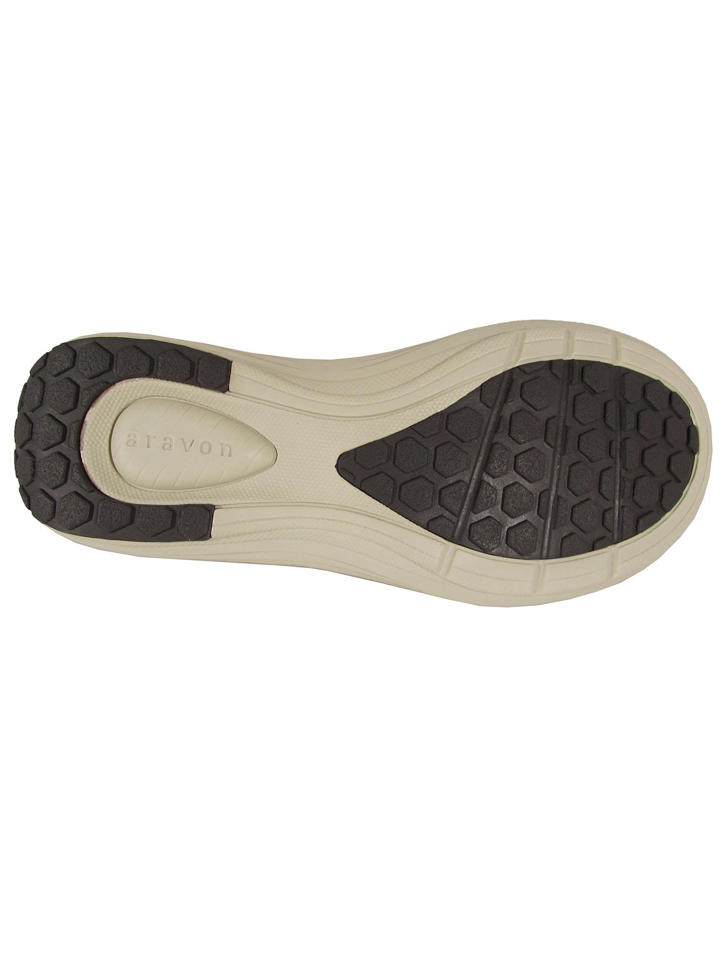 Aravon-Womens-Bonnie-AR-Slip-On-Loafer-Shoes miniatura 9
