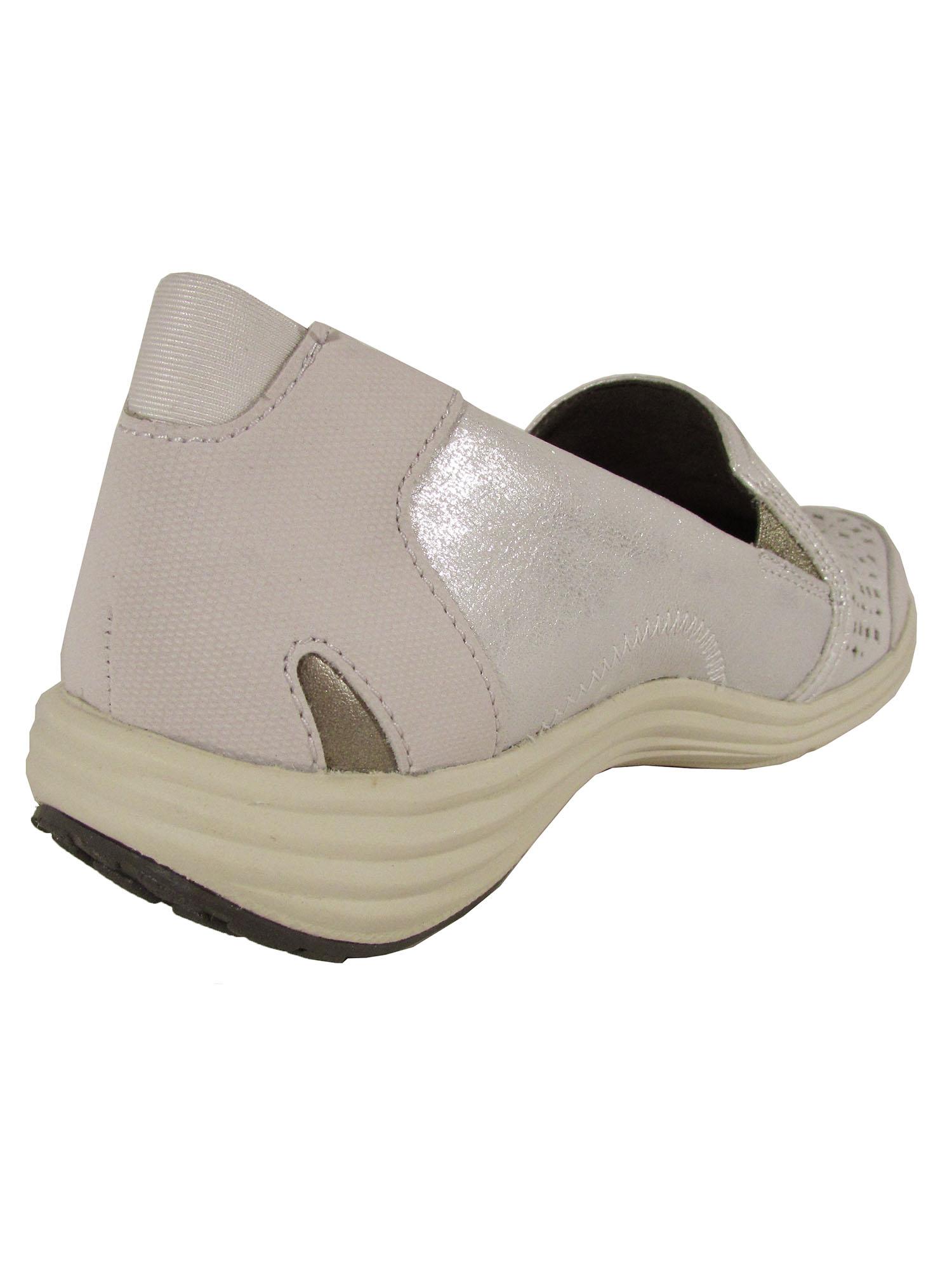 Aravon-Womens-Bonnie-AR-Slip-On-Loafer-Shoes miniatura 10