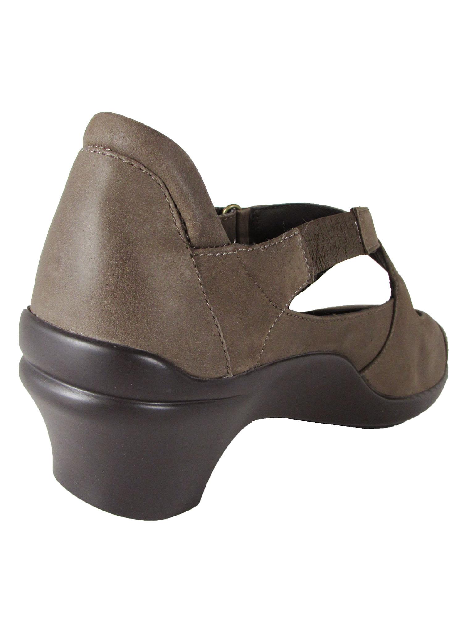 Aravon-Womens-Mona-Slip-On-Pump-Shoes thumbnail 7