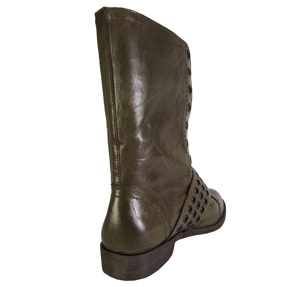 BCBG Monk BCBGeneration Womens BG-Galaxi Monk BCBG Strap Ankle Boot Shoe fe9434