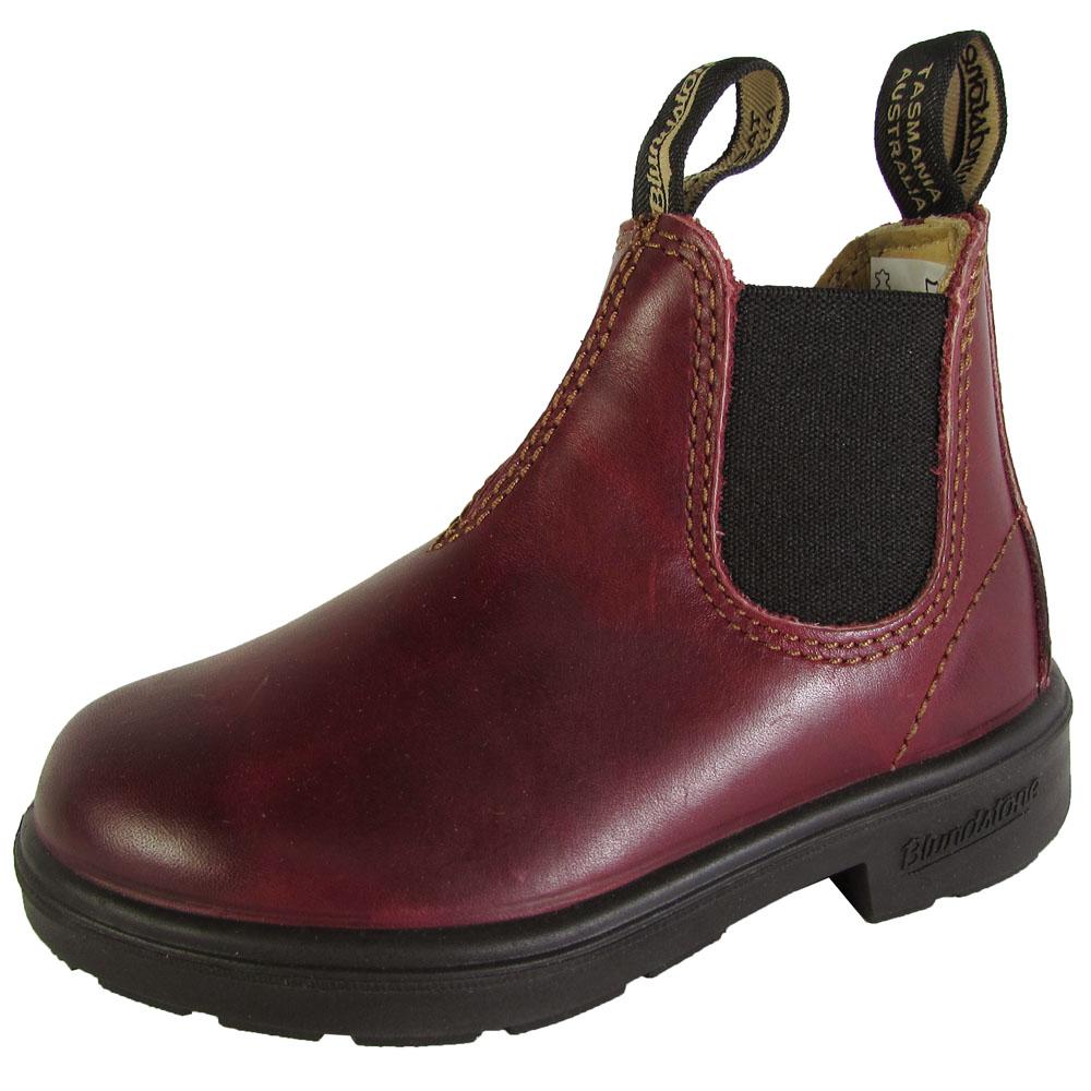 Blundstone Kids Blunnies Elastic Sided Boot Shoe Ebay