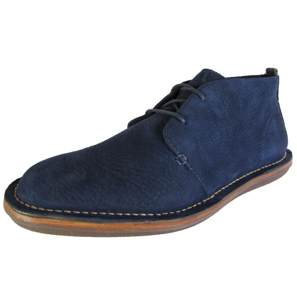 Cole Haan Blue Suede Shoes