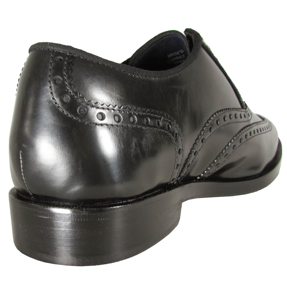 Cole Haan Uomo Hamilton Grand Grand Grand Wing Ox Wingtip Shoes e1d4e1