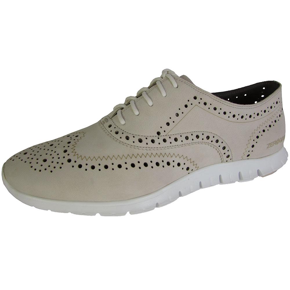 Cole Haan Women ZeroGrand Wingtip Oxford Sneaker Shoe; Picture 2 of 8;  Picture 3 of 8; Picture 4 of 8. 5. Picture 6 of 8