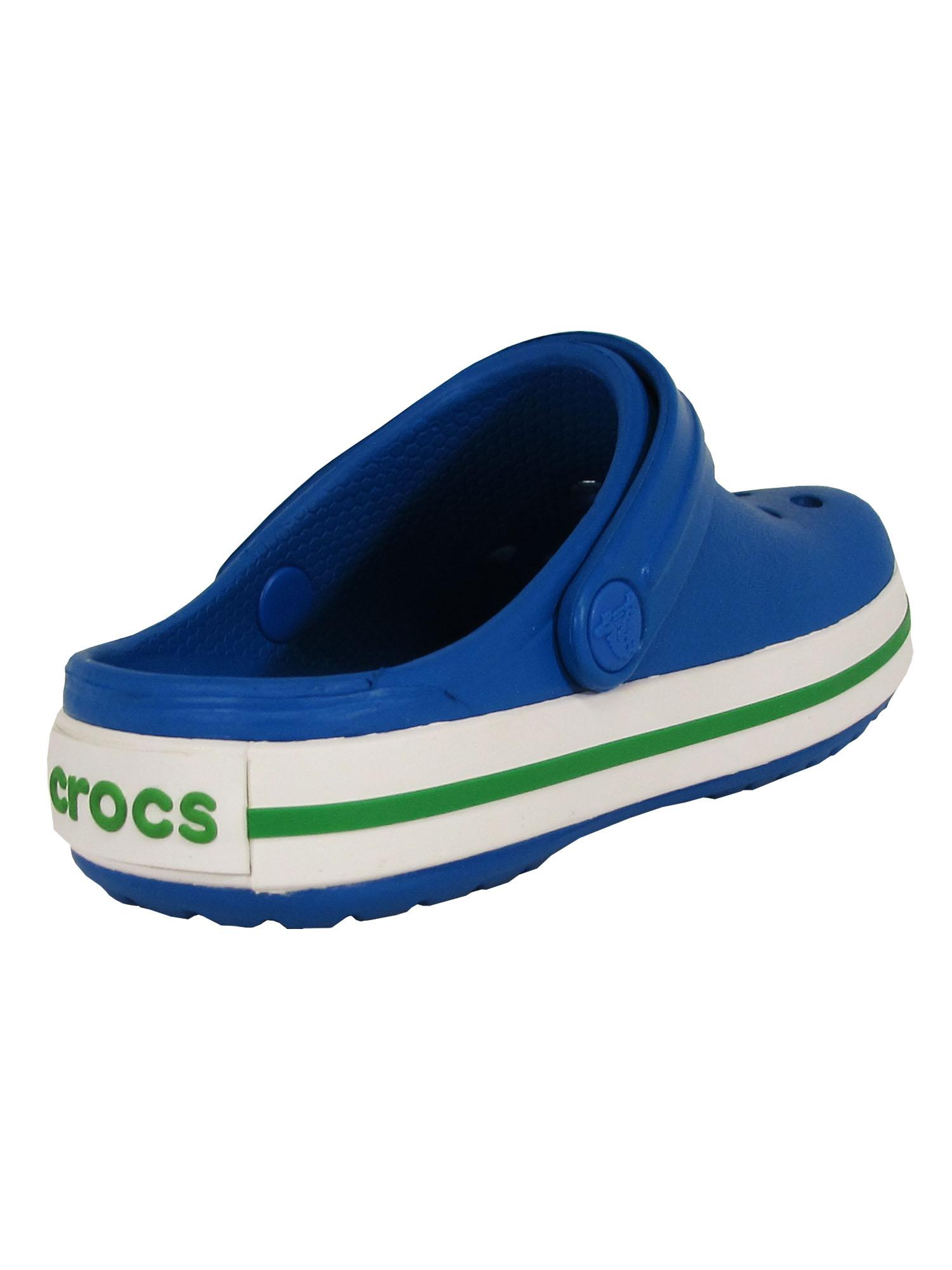 Crocs-Crocband-Kids-Slip-On-Clog-Shoes thumbnail 16