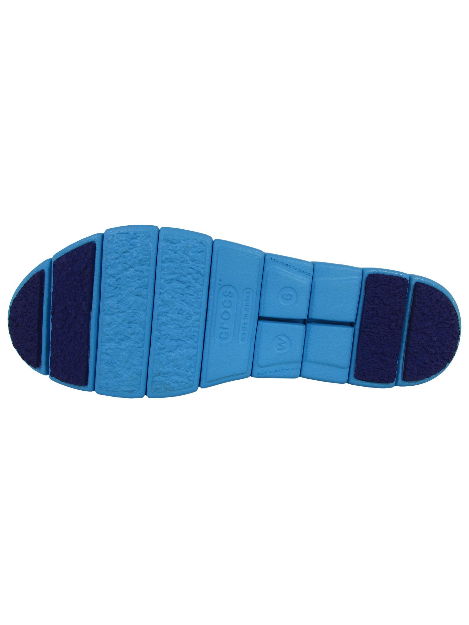 Crocs-Womens-Stretch-Sole-Flat-Slip-On-Shoes thumbnail 7