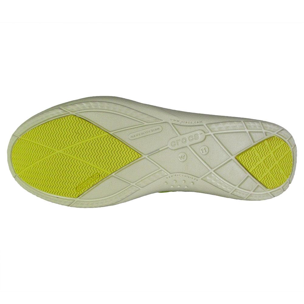 Crocs-Womens-Walu-Canvas-Loafer-Slip-On-Shoe thumbnail 12