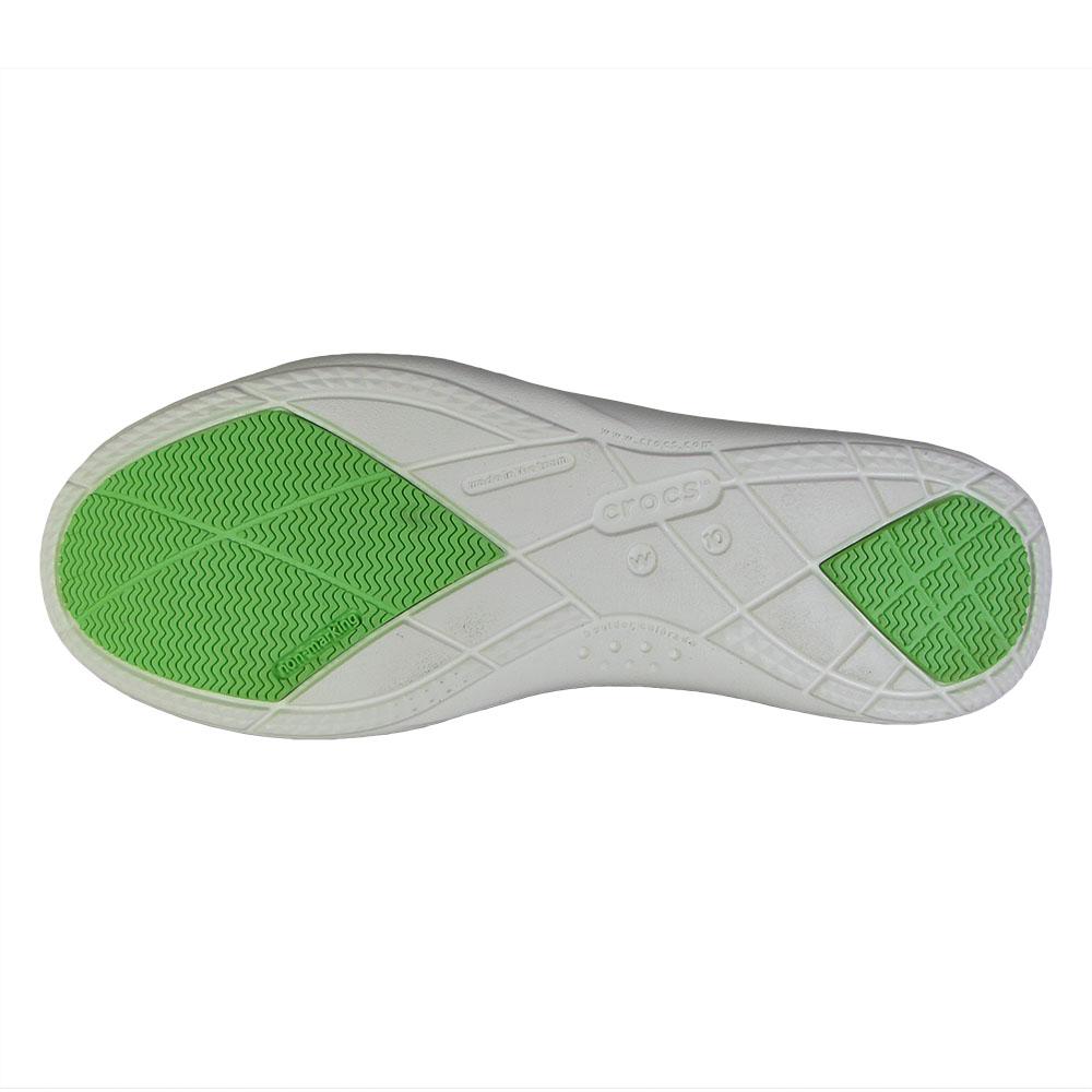 Crocs-Womens-Walu-Canvas-Loafer-Slip-On-Shoe thumbnail 15
