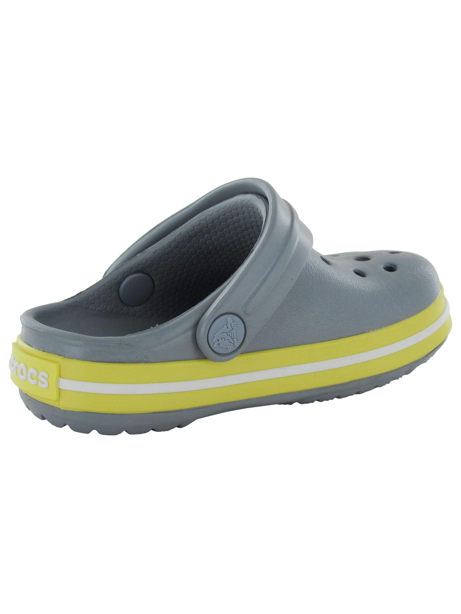 Crocs-Crocband-Kids-Slip-On-Clog-Shoes thumbnail 4