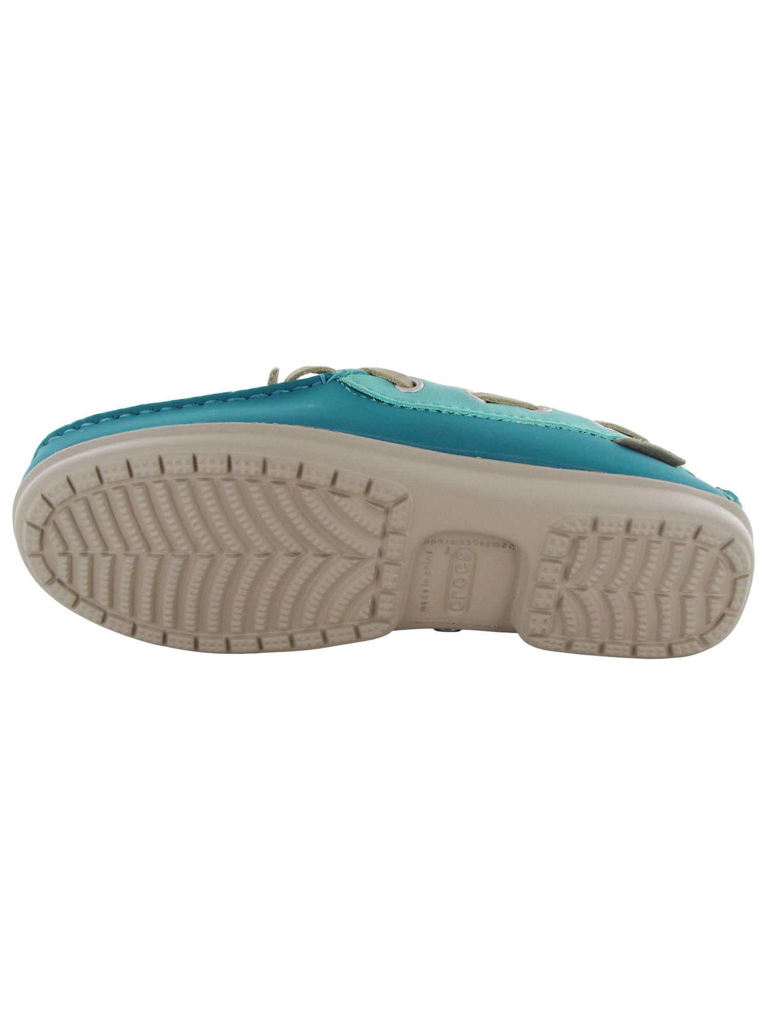 Crocs-Womens-Wrap-ColorLite-Loafer-Shoes thumbnail 6