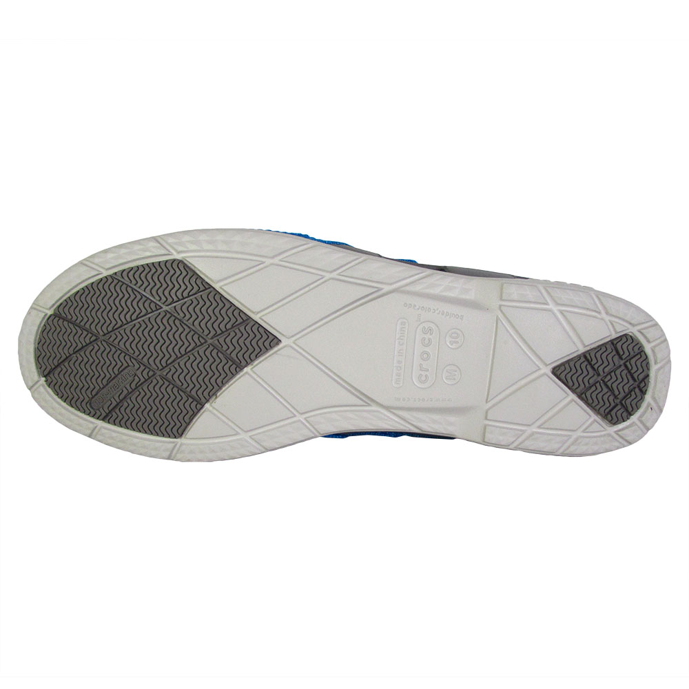 Crocs-Mens-Beach-Line-Lace-Up-Boat-Shoes thumbnail 9