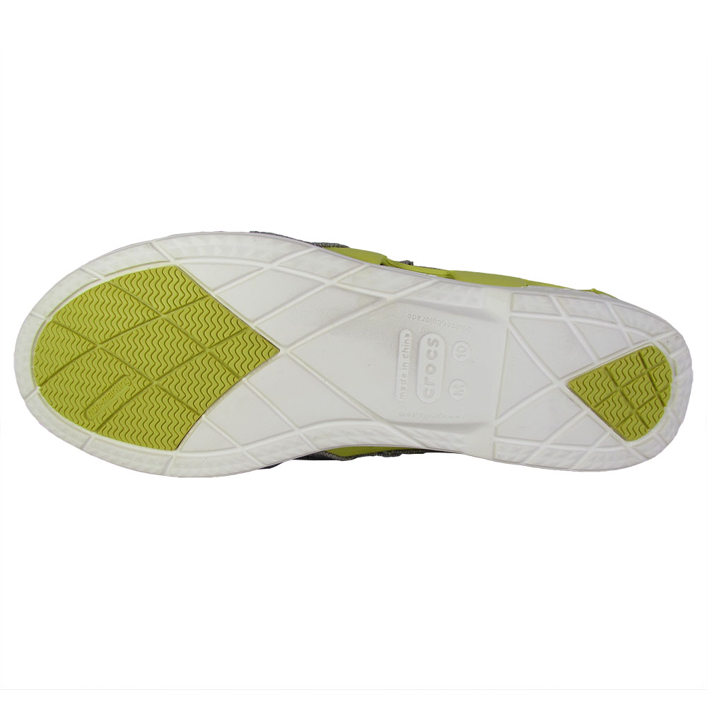 Crocs-Mens-Beach-Line-Lace-Up-Boat-Shoes thumbnail 12