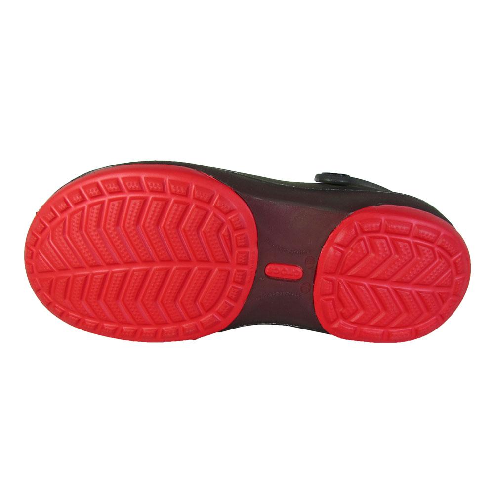 Crocs-Womens-Carlie-Mary-Jane-Flat-Shoes thumbnail 3