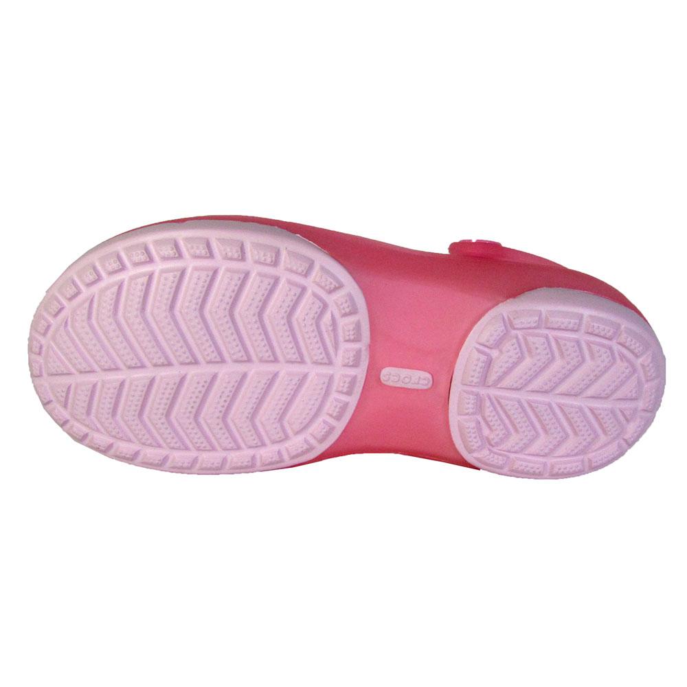 Crocs-Womens-Carlie-Mary-Jane-Flat-Shoes thumbnail 9