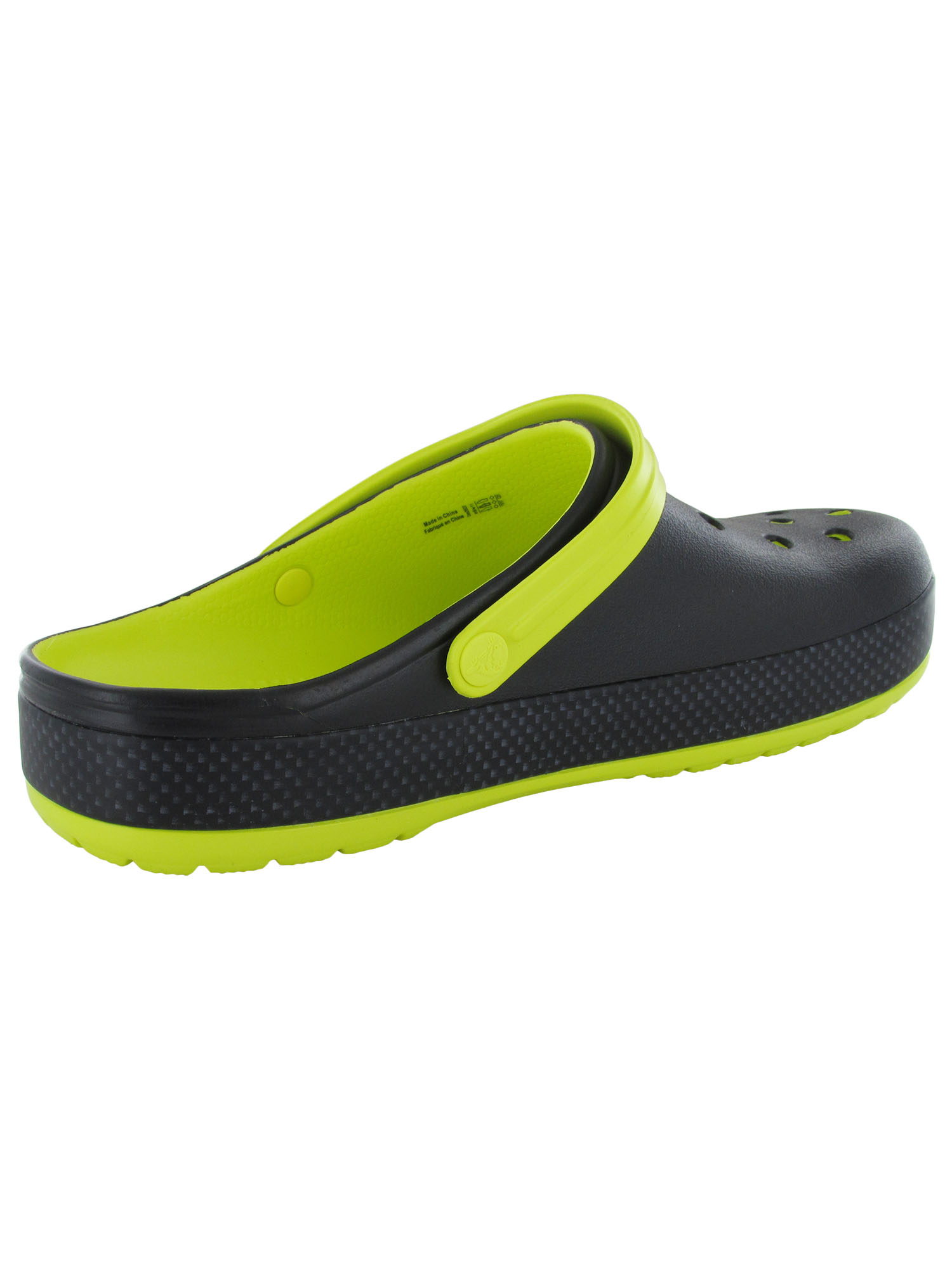 Crocs-Crocband-Carbon-Graphic-Clog thumbnail 7