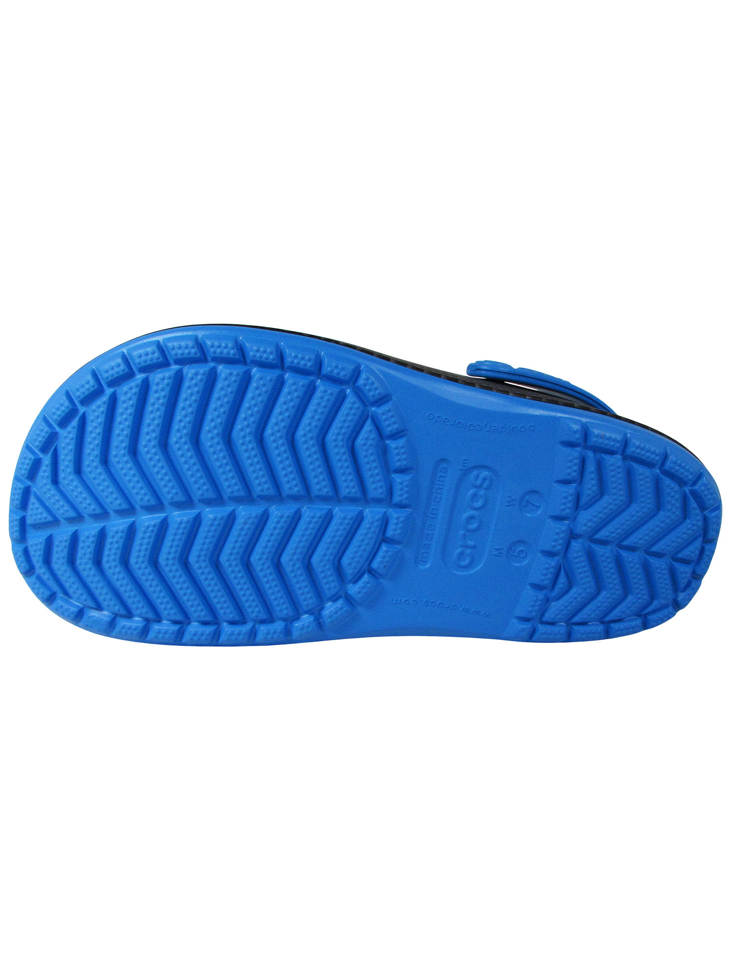 Crocs-Crocband-Carbon-Graphic-Clog thumbnail 3