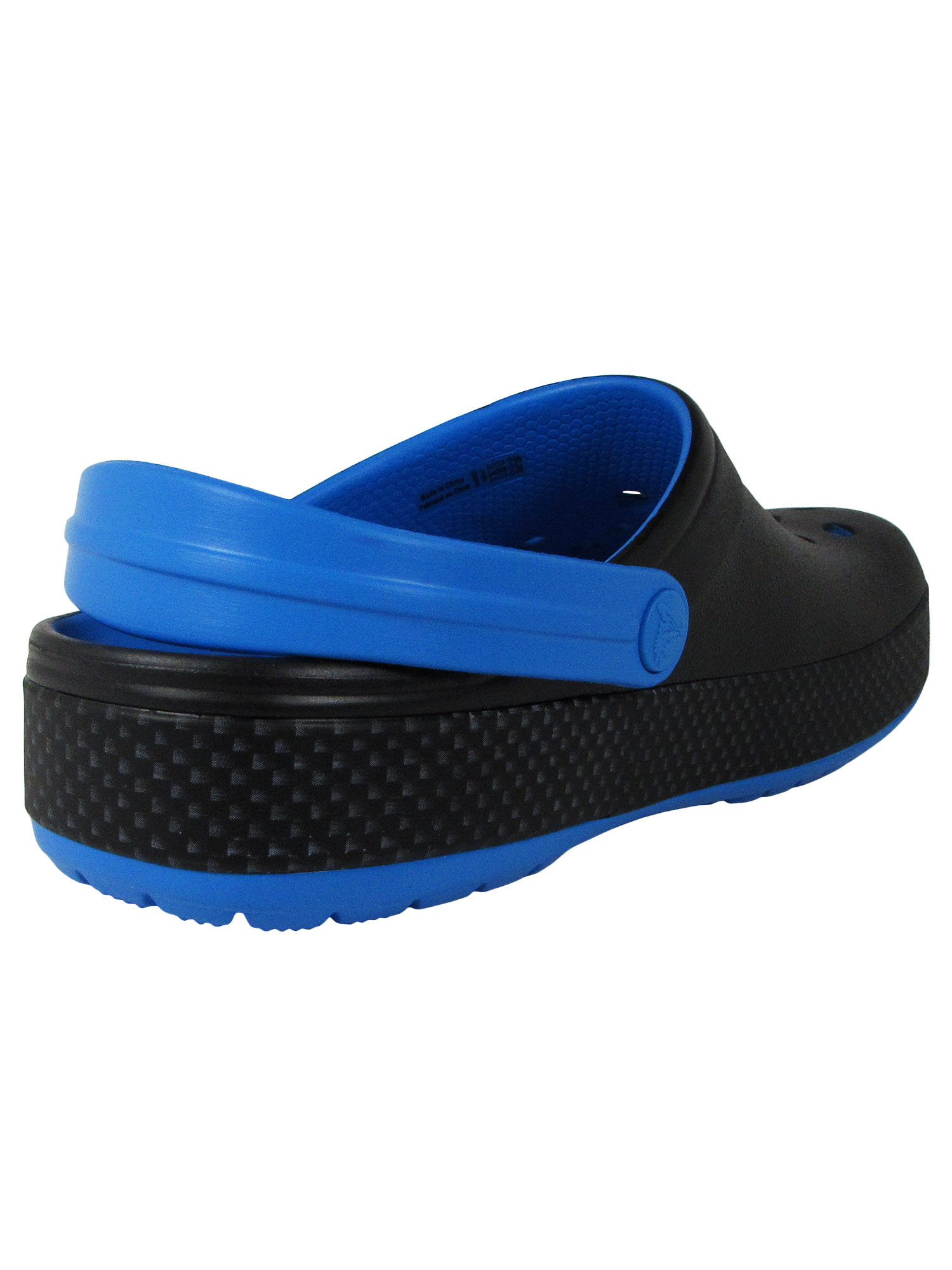 Crocs-Crocband-Carbon-Graphic-Clog thumbnail 4