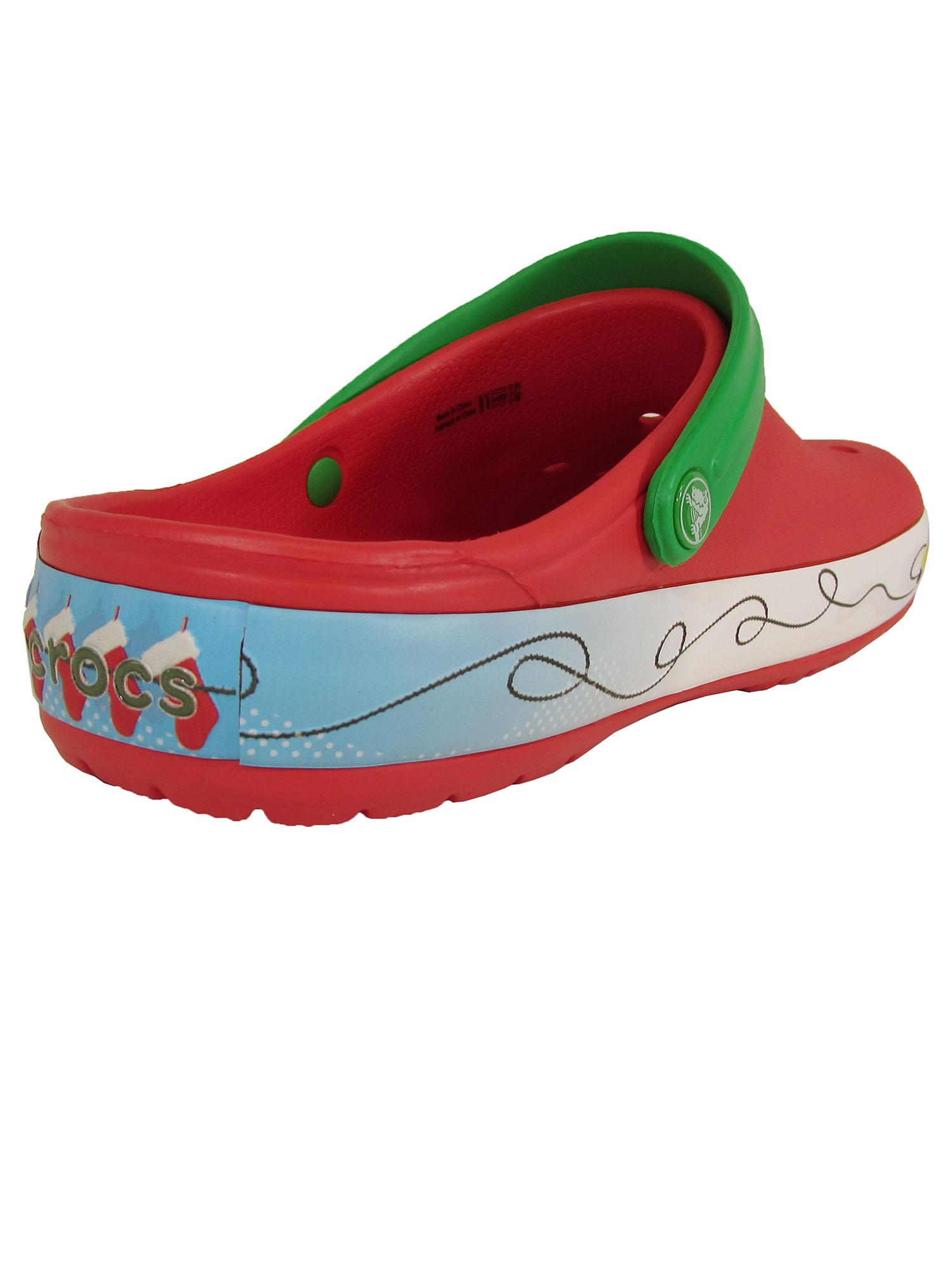 353d04ddcf8c2 Crocs Crocband Holiday Lights Clog