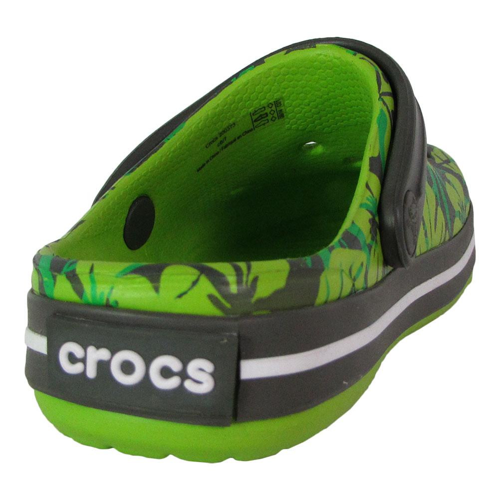 miniatura 7 - Crocs CROCBAND SCARPE CON STAMPA TROPICALE Intasa
