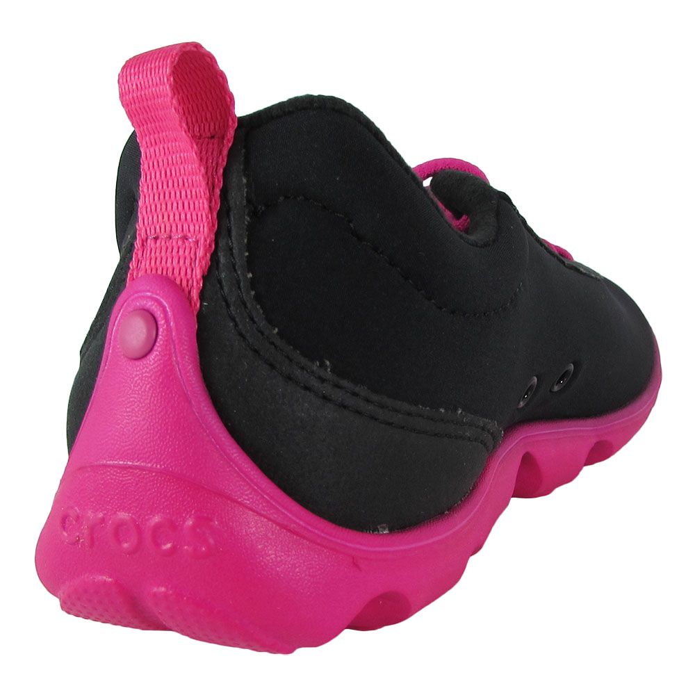 Crocs-Womens-Duet-Busy-Day-Lace-Up-Shoes thumbnail 4