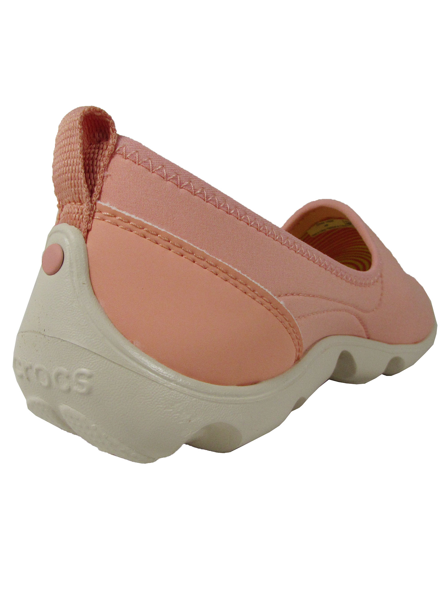 Crocs-Womens-Duet-Busy-Day-Skimmer-Flat-Shoes thumbnail 13