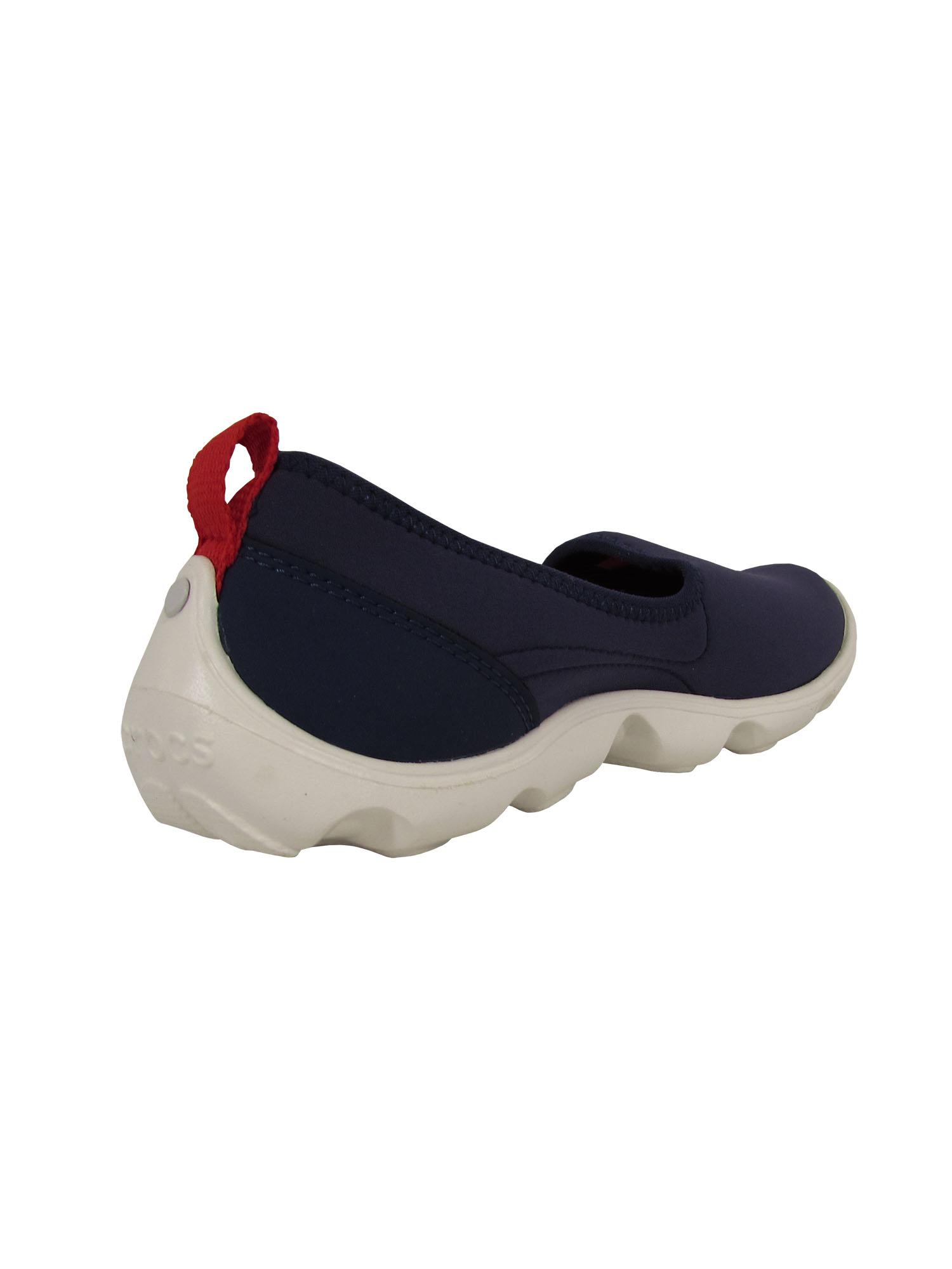Crocs-Womens-Duet-Busy-Day-Skimmer-Flat-Shoes thumbnail 19