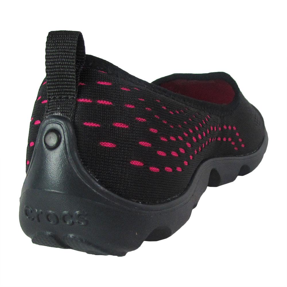 Crocs-Women-Duet-Busy-Day-Xpress-Mesh-Skimmer-Shoes thumbnail 4