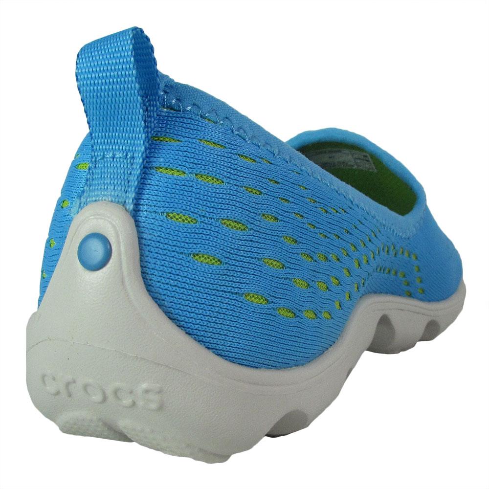 Crocs-Women-Duet-Busy-Day-Xpress-Mesh-Skimmer-Shoes thumbnail 7