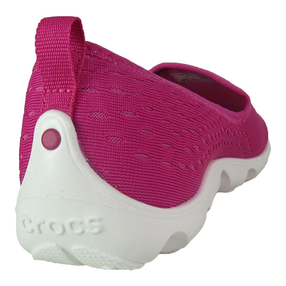 Crocs-Women-Duet-Busy-Day-Xpress-Mesh-Skimmer-Shoes thumbnail 10