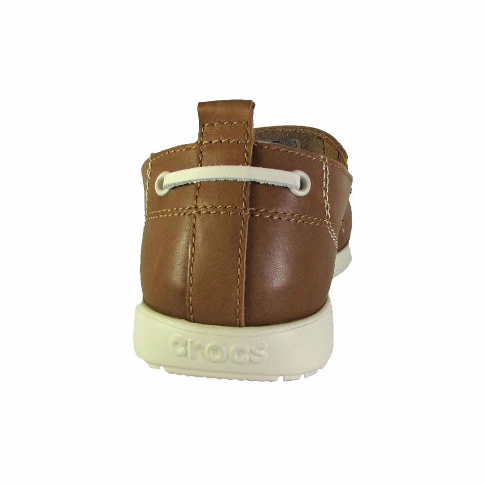 Crocs Mens Casual Shoes Boat Shoes
