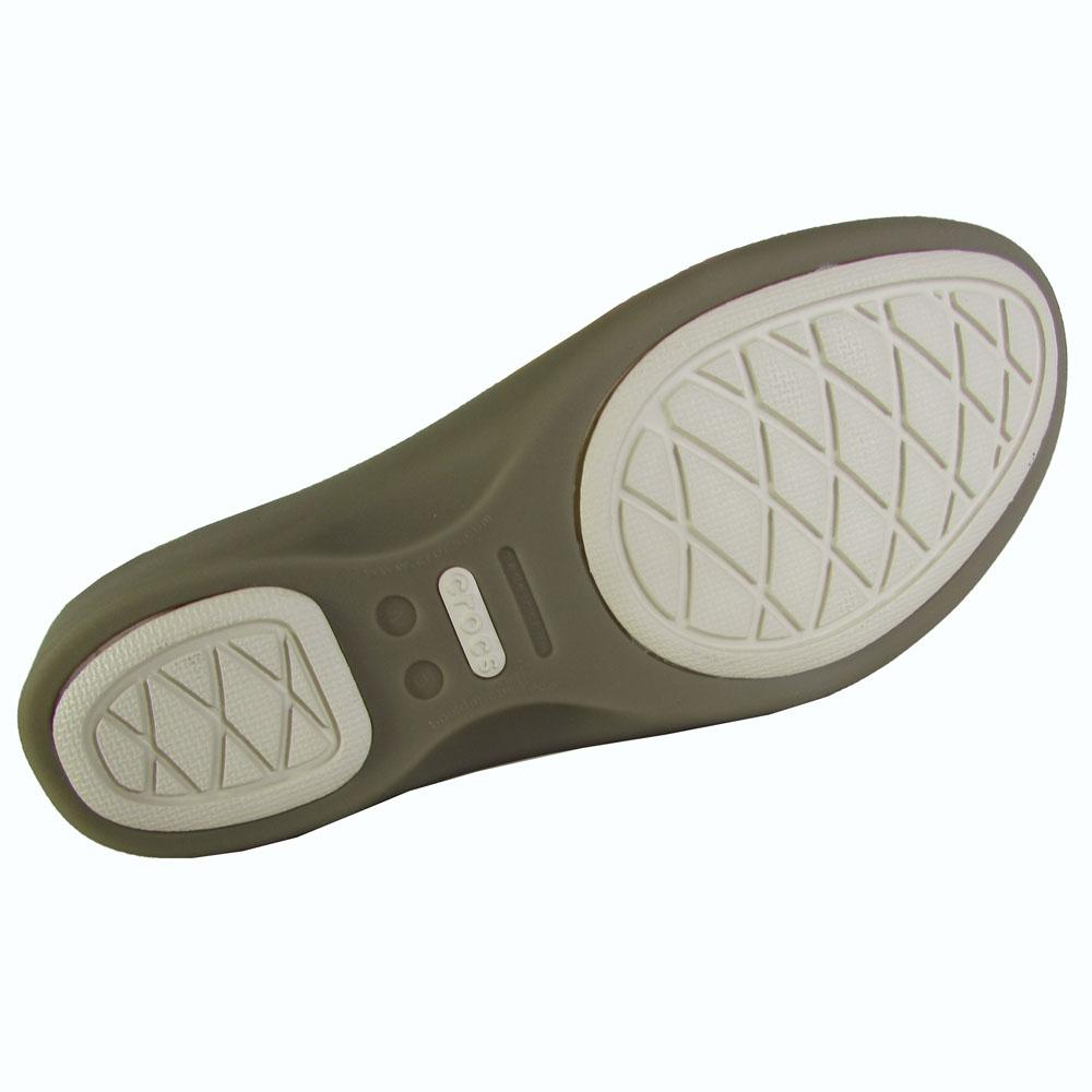 Crocs-Womens-Huarache-Mini-Wedge-Sandal-Shoes thumbnail 6