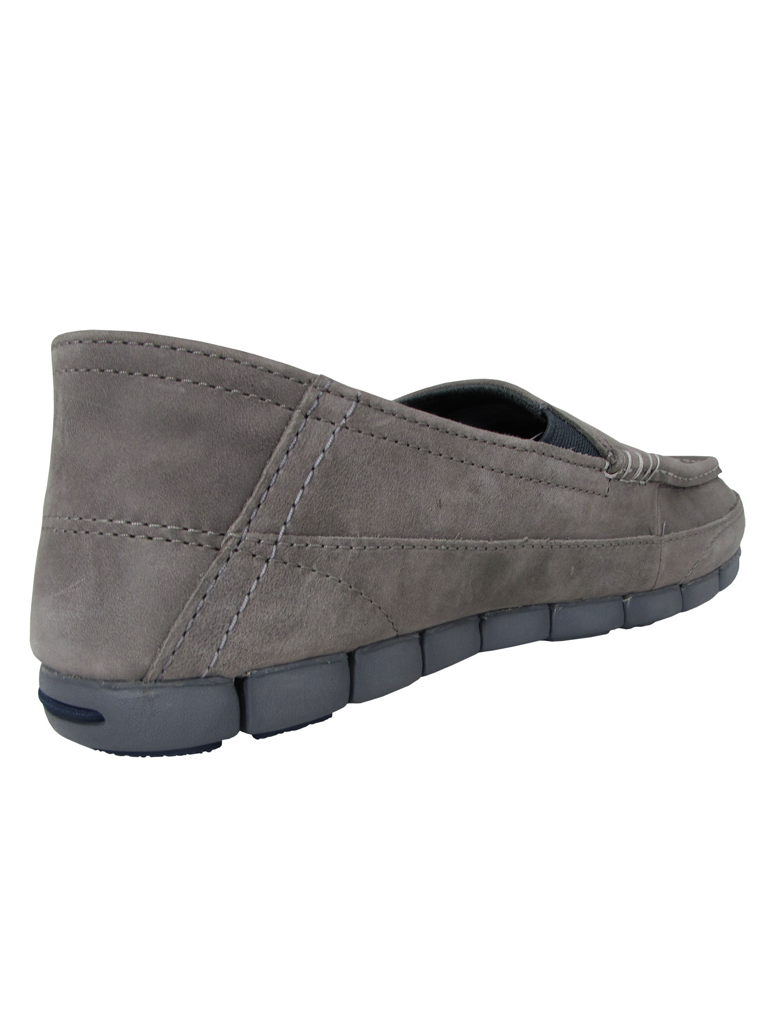 Crocs-Mens-Stretch-Sole-Leather-Loafer-Shoes thumbnail 4