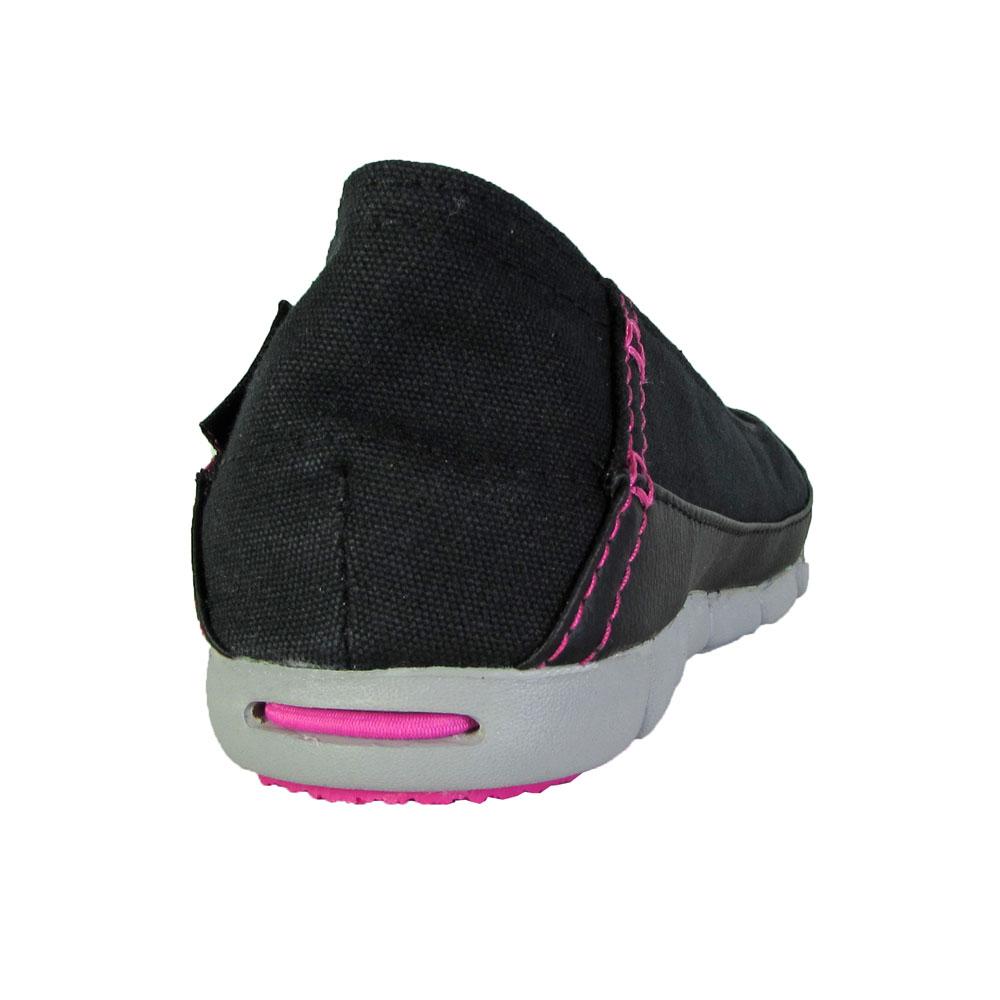 Crocs-Womens-Stretch-Sole-Flat-Slip-On-Shoes thumbnail 5