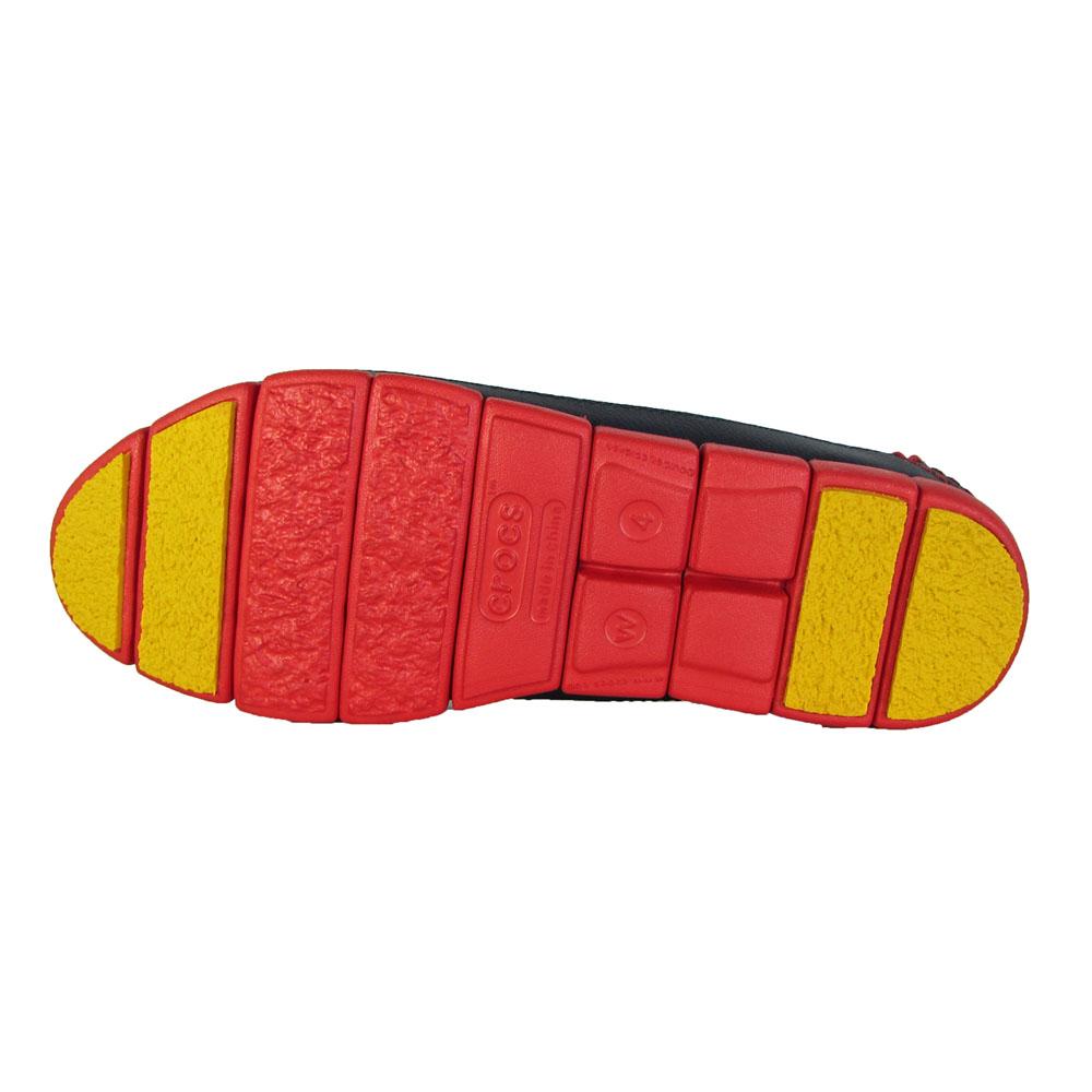 Crocs-Womens-Stretch-Sole-Flat-Slip-On-Shoes thumbnail 12