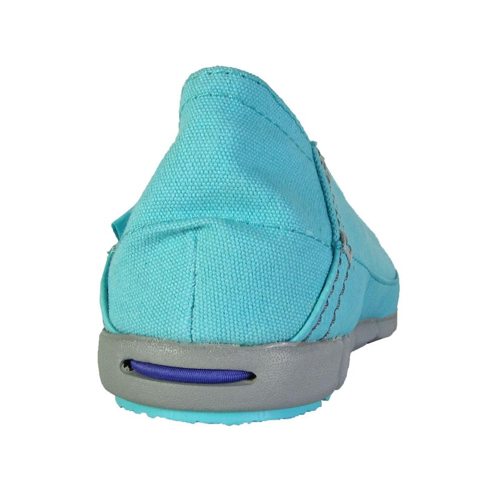 Crocs-Womens-Stretch-Sole-Flat-Slip-On-Shoes thumbnail 13