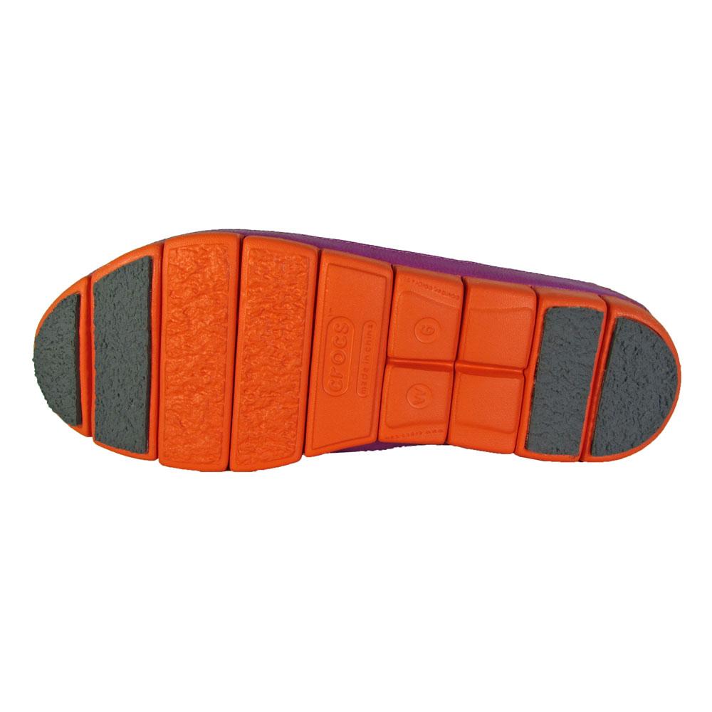 Crocs-Womens-Stretch-Sole-Flat-Slip-On-Shoes thumbnail 15