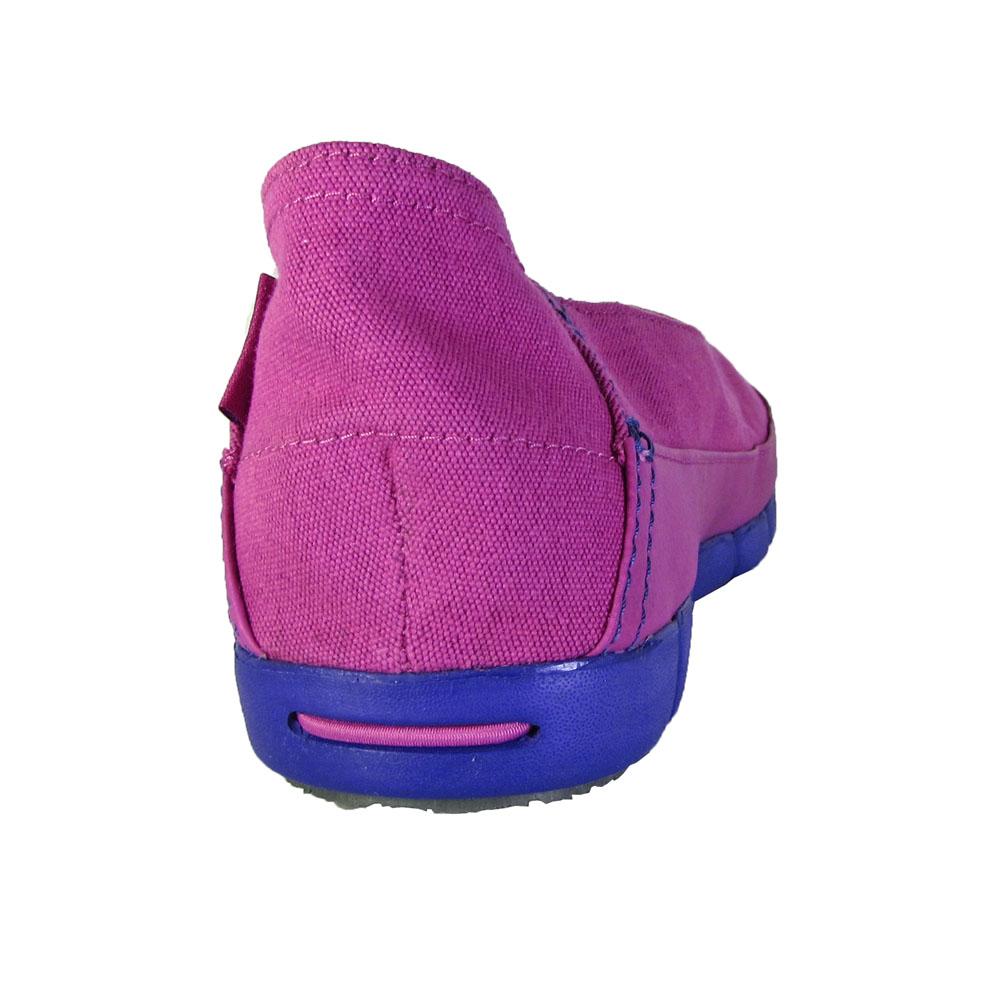 Crocs-Womens-Stretch-Sole-Flat-Slip-On-Shoes thumbnail 19
