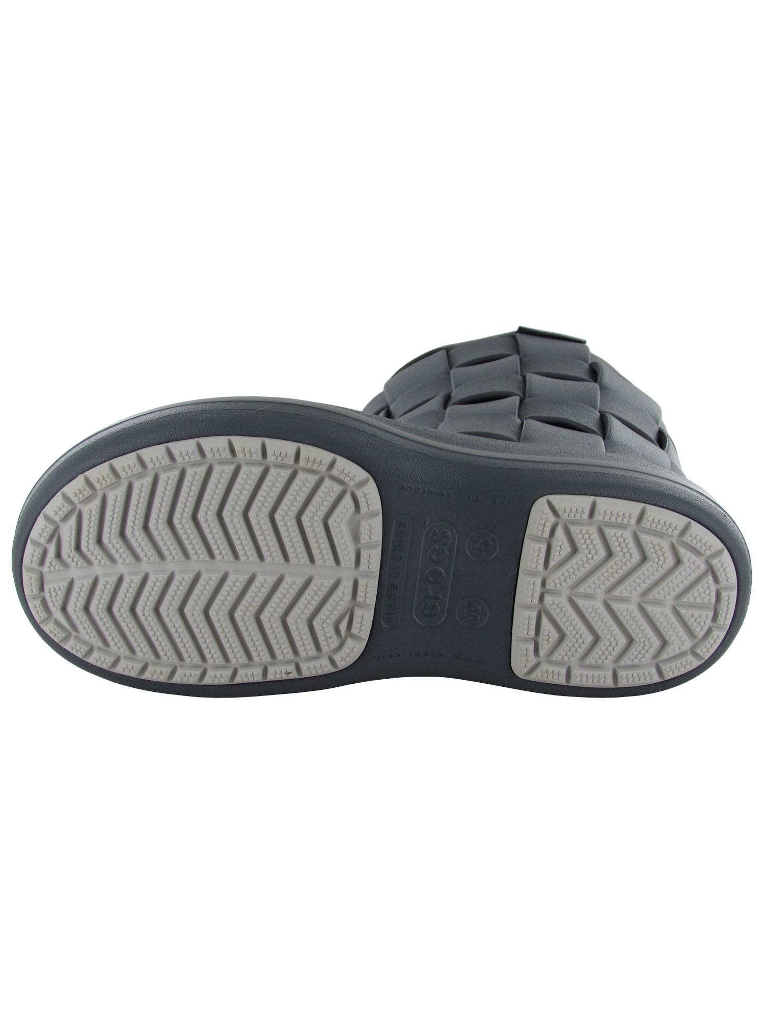 4e7f5fa92 Crocs-Womens-Super-Molded-Weave-Boot-Shoes thumbnail 6