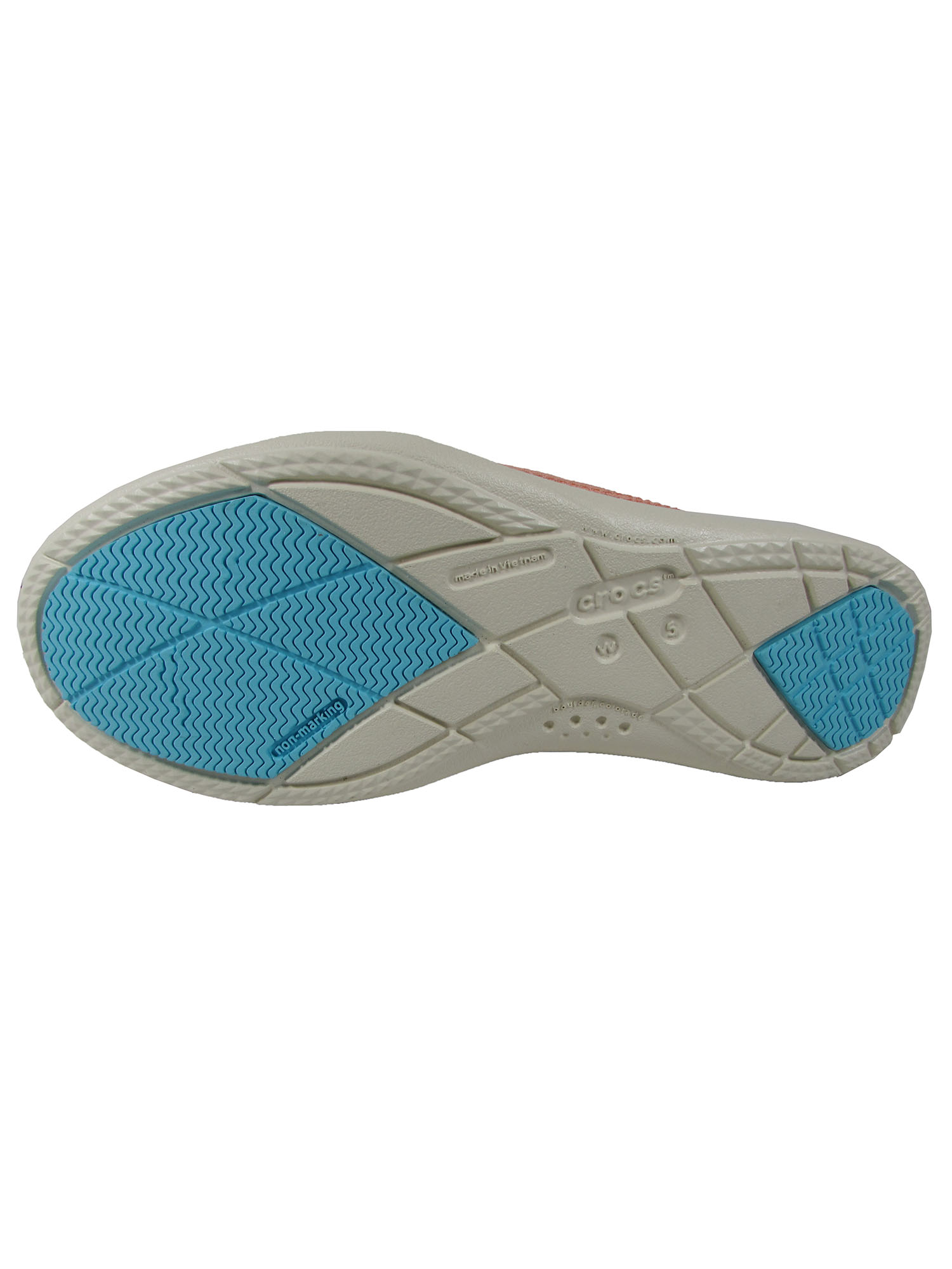 Crocs-Womens-Walu-Canvas-Loafer-Slip-On-Shoe thumbnail 18