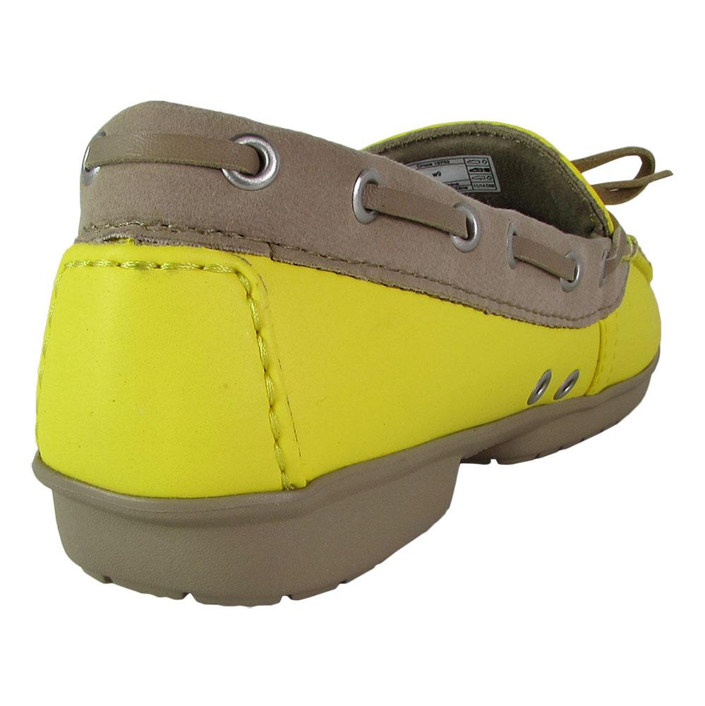Crocs-Womens-Wrap-ColorLite-Loafer-Shoes thumbnail 16