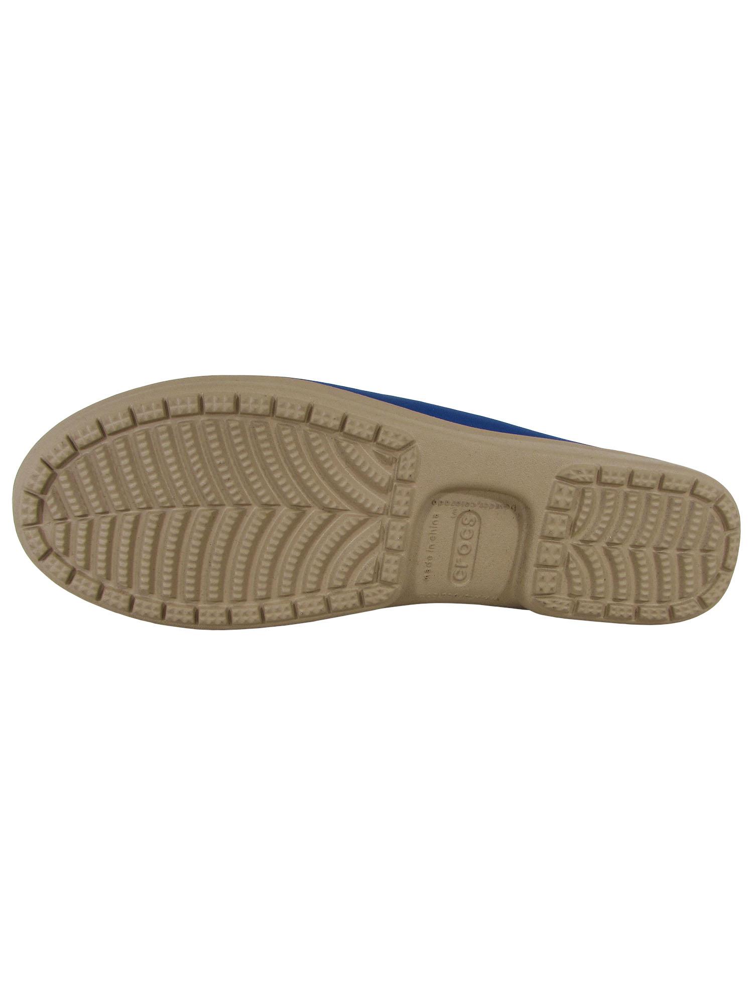 Crocs-Womens-Wrap-ColorLite-Loafer-Shoes thumbnail 3