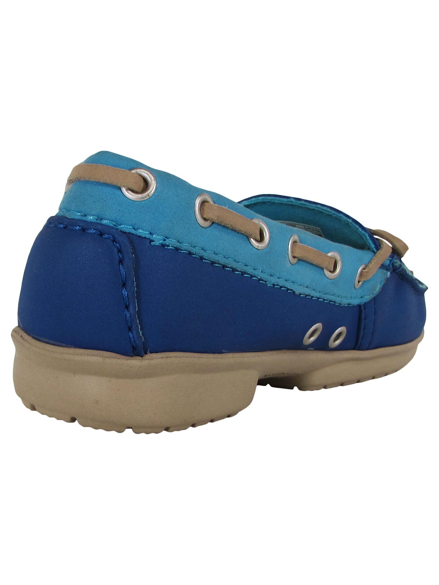 Crocs-Womens-Wrap-ColorLite-Loafer-Shoes thumbnail 4